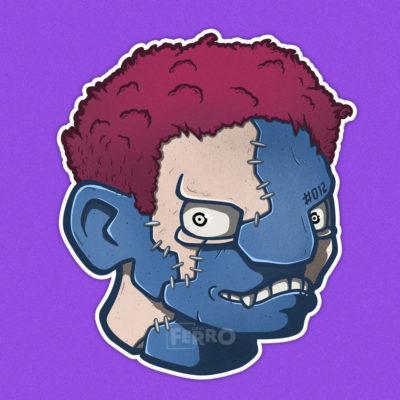 ferruccio carubini zombies